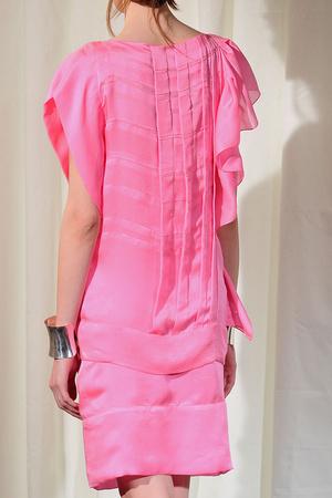 Показ Dominique Sirop коллекции сезона Весна-лето 2009 года Haute couture - www.elle.ru - Подиум - фото 86509