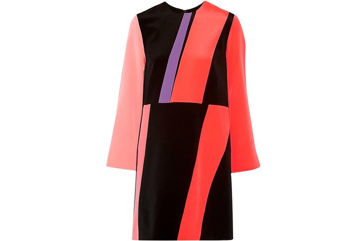 Платье из шелка, Roksanda.
