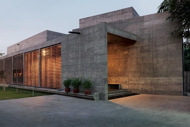 Дом в индийском мегаполисе Сурат.