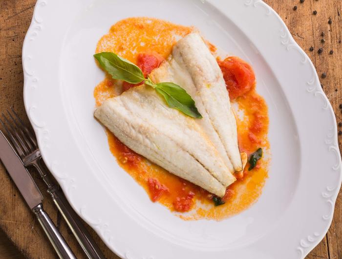 Рыбные блюда рецепт