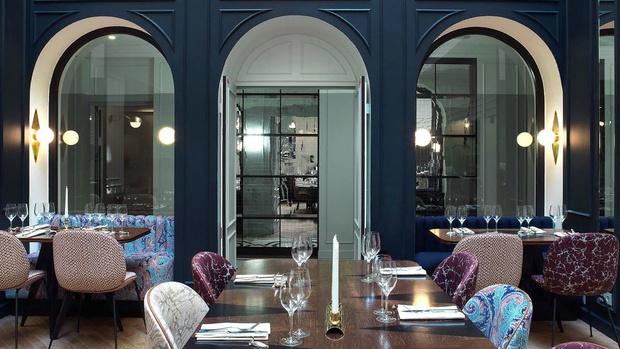 Топ-10 модных ресторанов в Париже (фото 25)