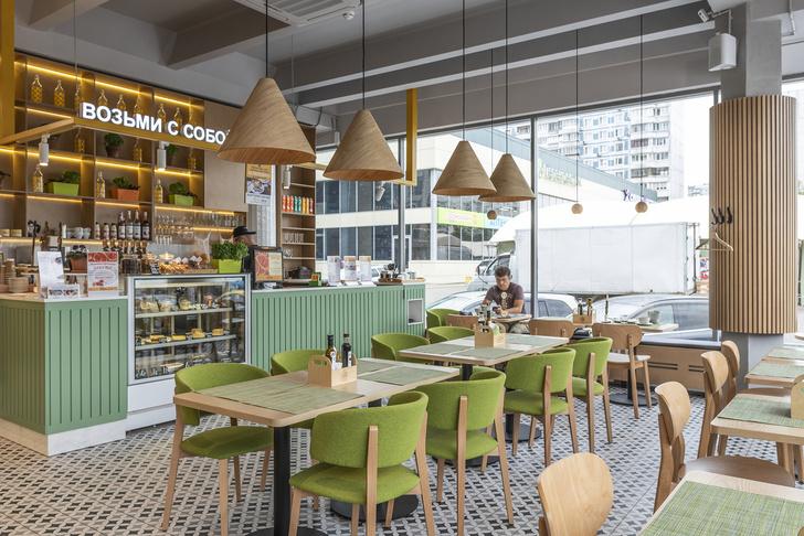 «Кухня Полли»:  кафе и ресторан в Строгино (фото 4)