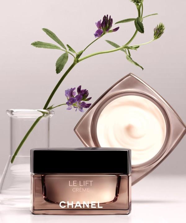 Время относительно: крем для лица Chanel Le Lift в 3 текстурах