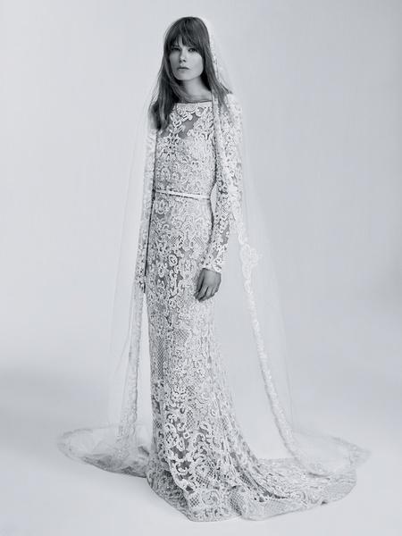 Лучшие коллекции Недели свадебной моды | галерея [12] фото [1]