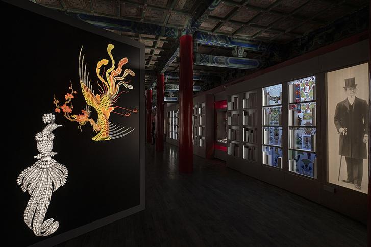 Выставка Cartier в Музее Дворца в Пекине (фото 2)