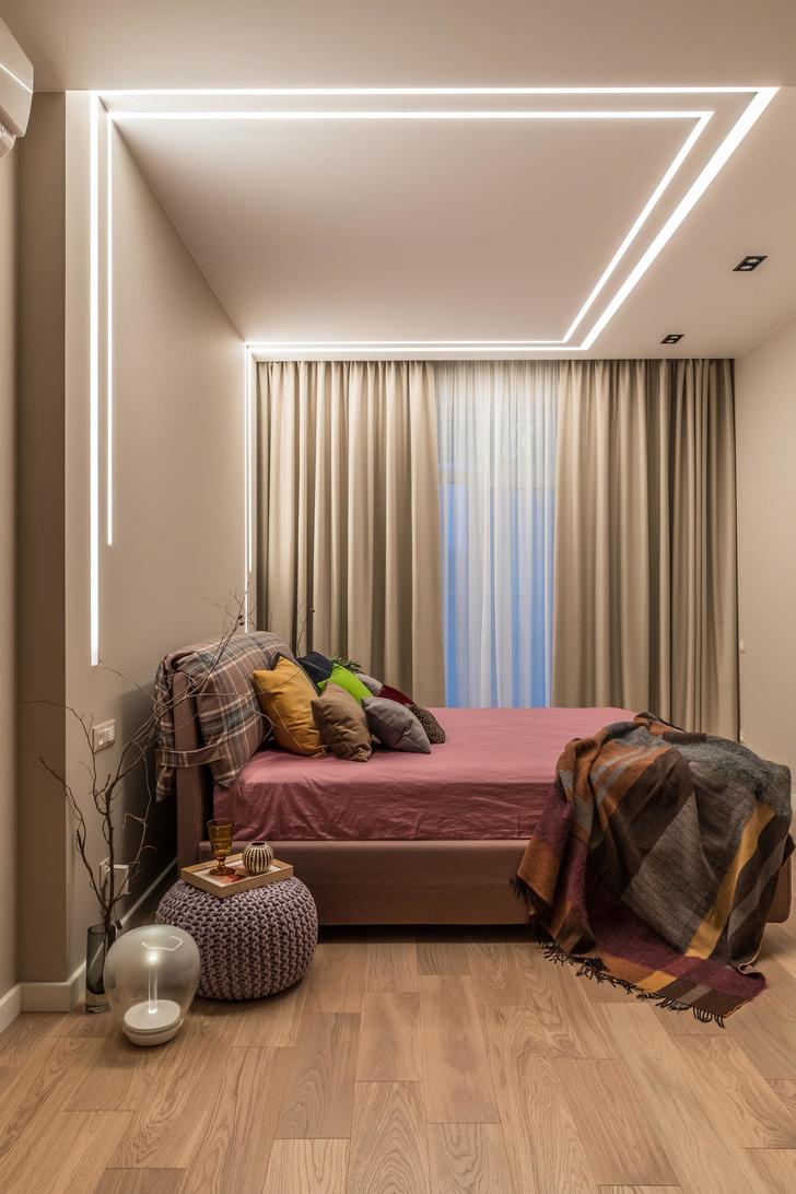 Нежная пудра: квартира 120 м² в Сочи (фото 14)