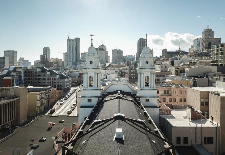 Культурный центр от студии balbek bureau  в Сан-Франциско (фото 4)