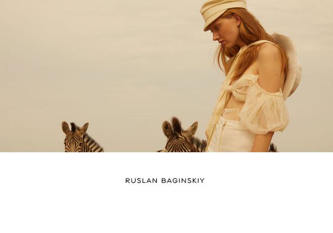 Одна из самых чарующих рекламных кампаний сезона: Ruslan Baginskiy (фото 2)