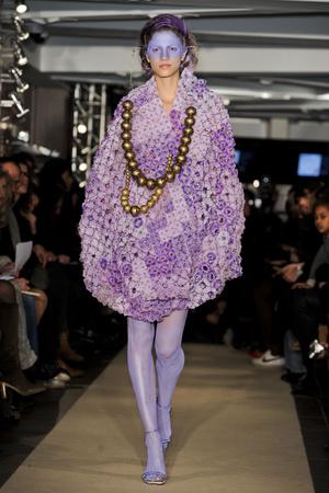 Показ Maurizio Galante коллекции сезона Весна-лето 2011 года Haute couture - www.elle.ru - Подиум - фото 216011