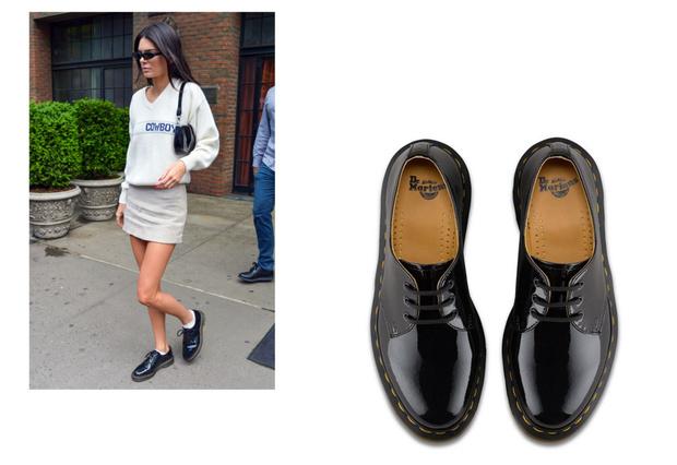 Почему самые стильные девушки носят ботинки Dr. Martens? (фото 1)