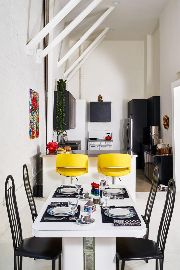Лофт для творческой пары: квартира основателей Asparagus в Лос-Анджелесе (фото 11)