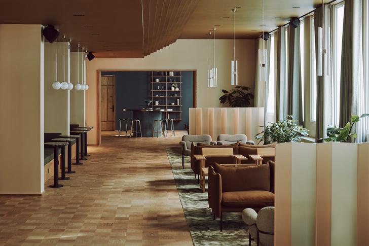 Офисный комплекс в Лондоне от Note Design Studio (фото 11)