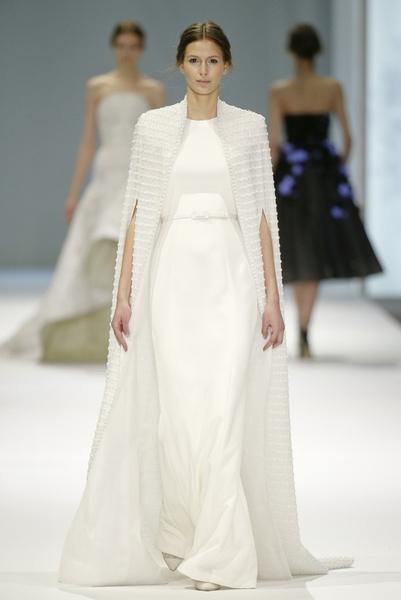 Лучшие свадебные платья из кутюрных коллекций   галерея [3] фото [5]