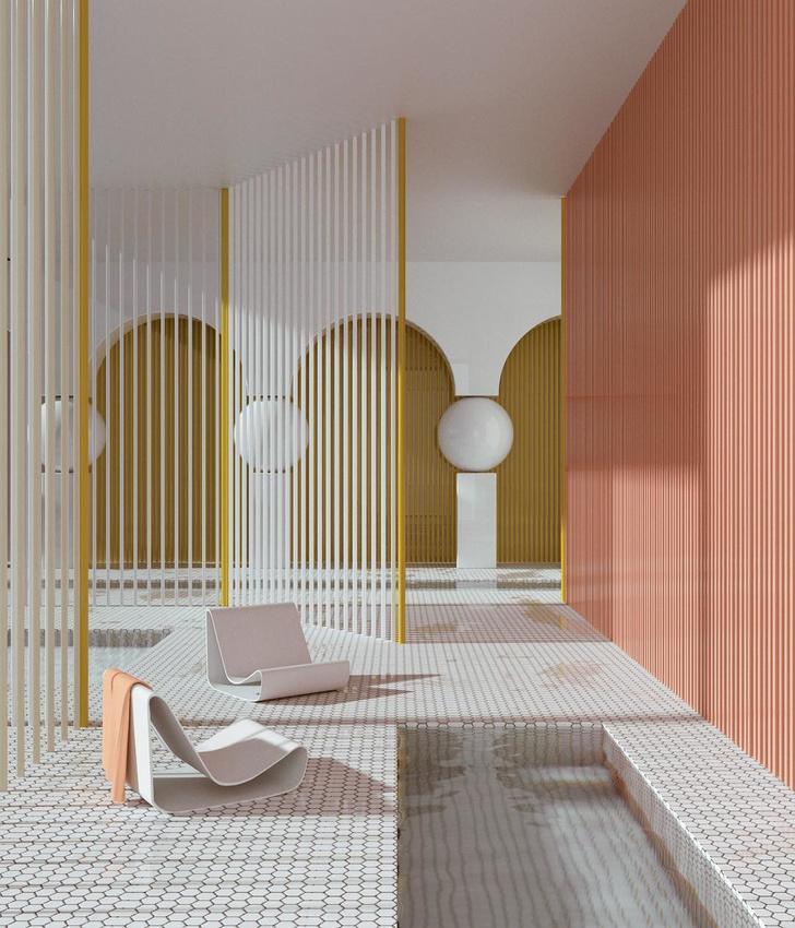 Инстаграм недели: архитектура мечты Алексиса Христодулу (фото 8)