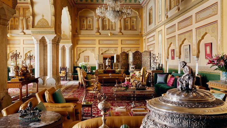 Городской дворец в Джайпуре сдается через Airbnb (фото 0)