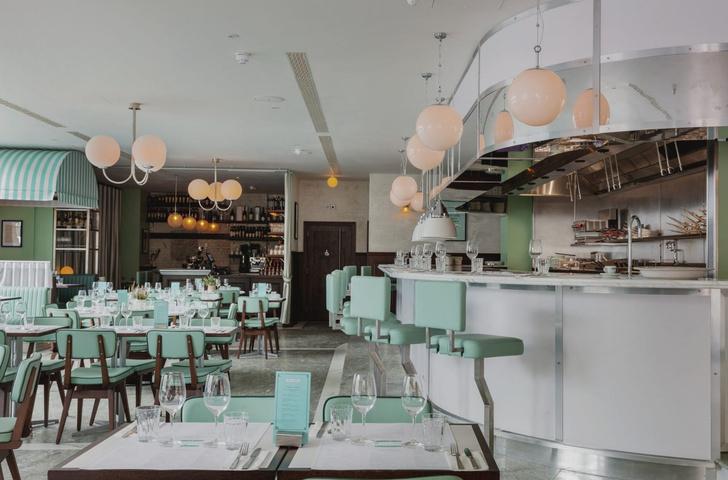 Ресторан Lina Stores в историческом районе Кингс-Кросс (фото 2)