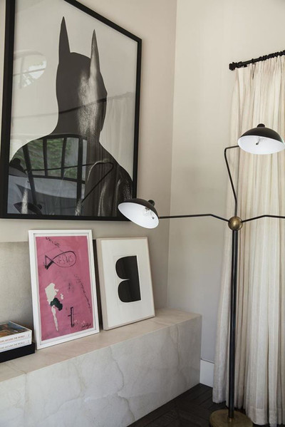 В гостях у Кортни Кардашьян: домашний офис звезды в Калифорнии | галерея [1] фото [1]