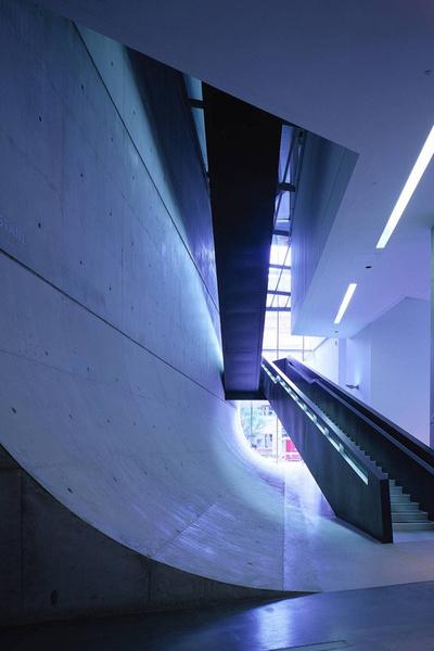 Проснулся знаменитым: первые проектызвезд архитектуры   галерея [1] фото [8]