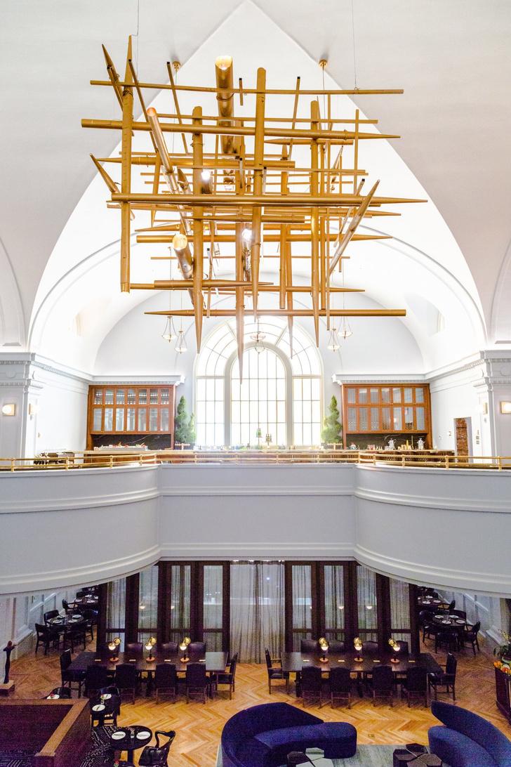Отель в Вашингтоне в здании бывшей церкви (фото 3)