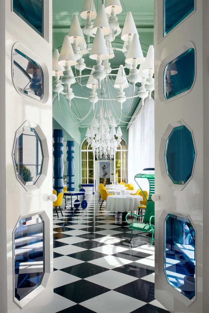 Ресторан La Terraza Del Casino: новый проект Хайме Айона (фото 1)