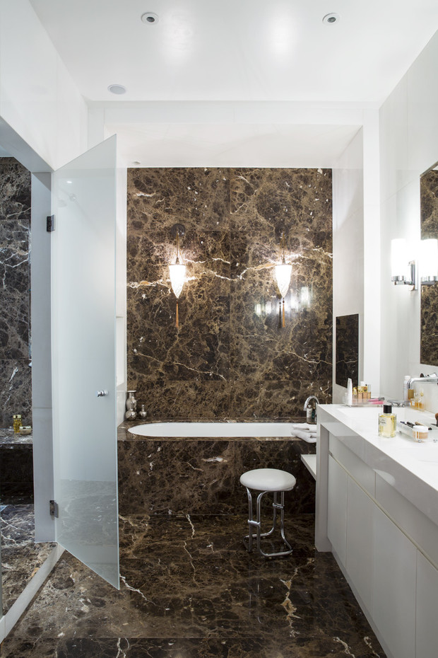 Ванная комната Кати Гайдамак