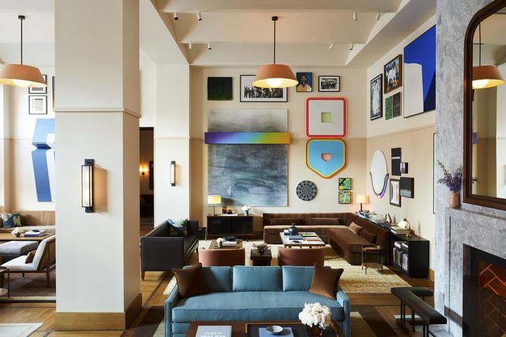 Уютный Shinola Hotel в Детройте (фото 2)