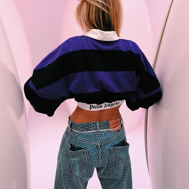 Как одевается самая модная девушка Америки? фото [32]