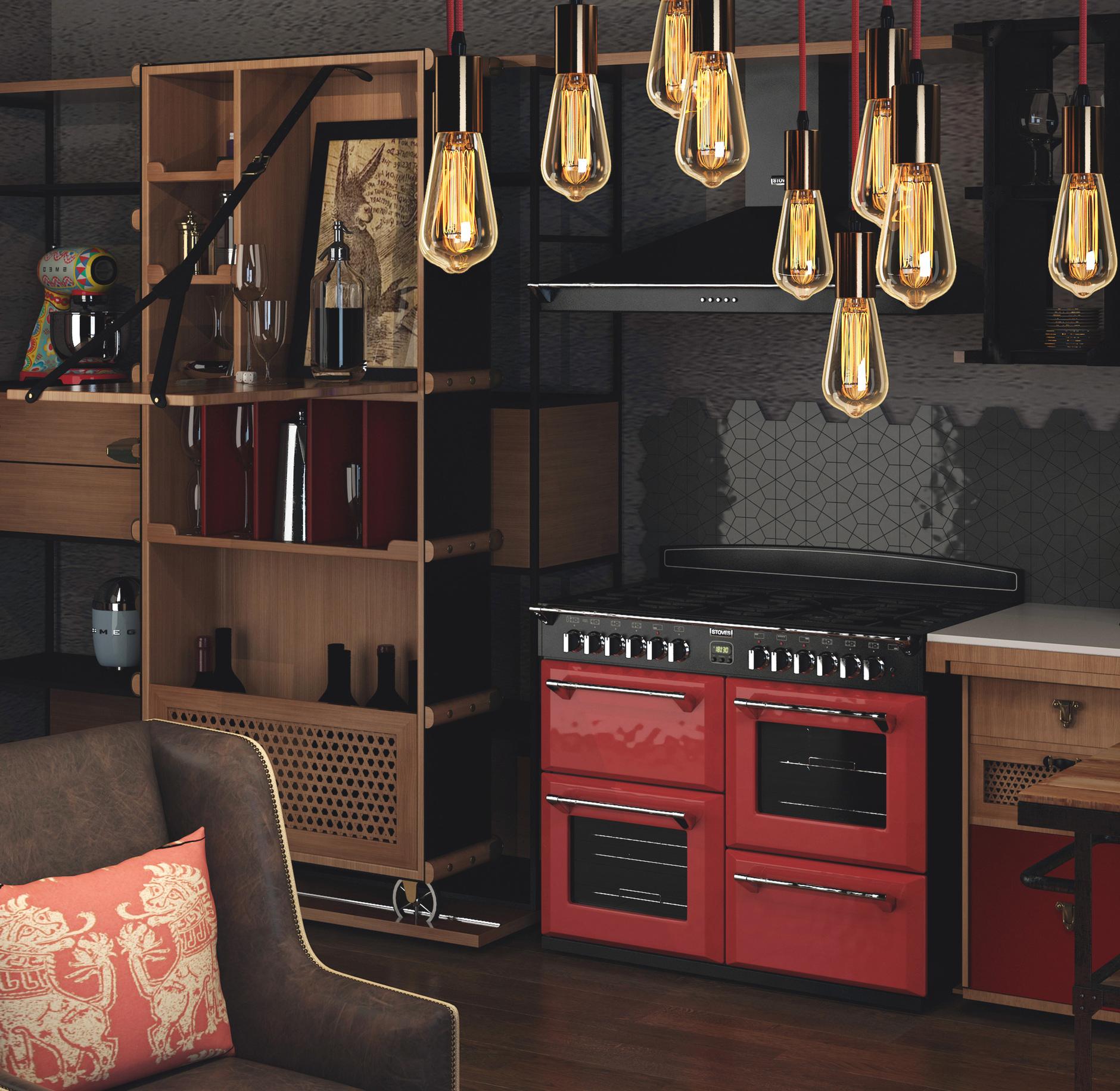 «Кухня в стиле Smeg»: итоги конкурса (галерея 8, фото 0)