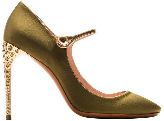Праздничные туфли от Miu Miu