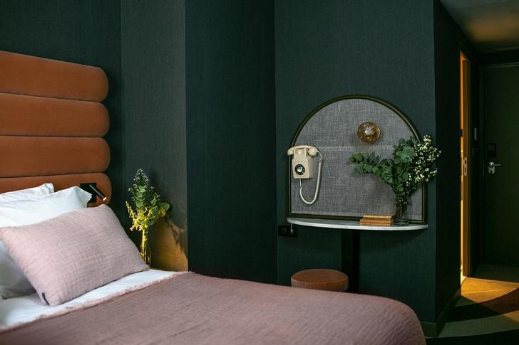 Отель в Париже в стиле ар-деко (фото 7)