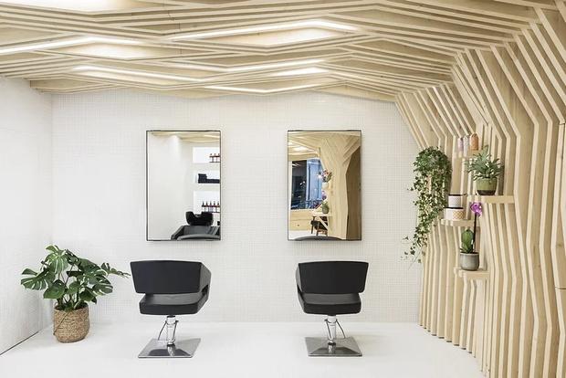 салон красоты в Париже (фото 9)