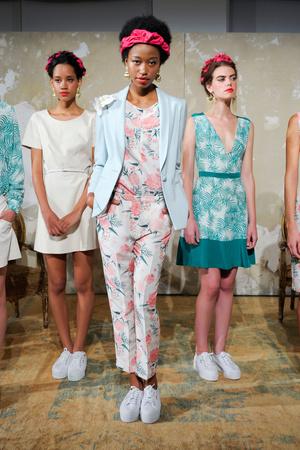 Показы мод Nonoo Весна-лето 2013 | Подиум на ELLE - Подиум - фото 1320