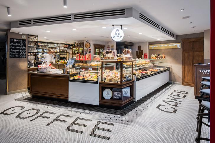 Кафе-гостиная «Гретель» в Москве (фото 0)
