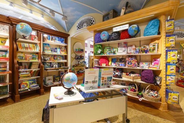 В Bosco Bambino начались школьные базары фото [2]