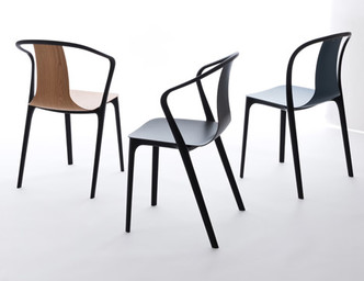 Коллекция Belleville, дизайн Ронана и Эрвана Буруллеков для Vitra