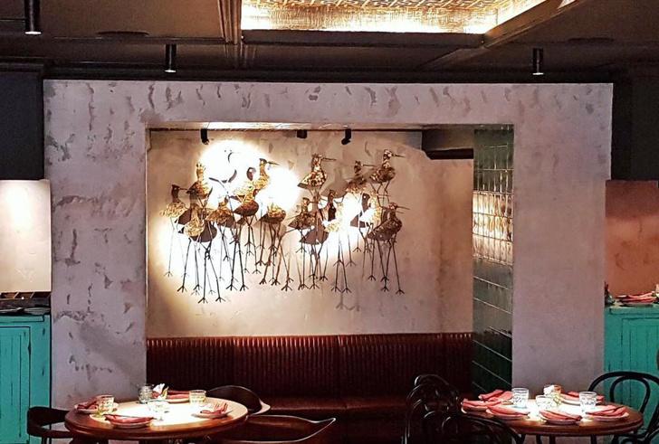 Китайский ресторан «Джимми Ли» на проспекте Мира
