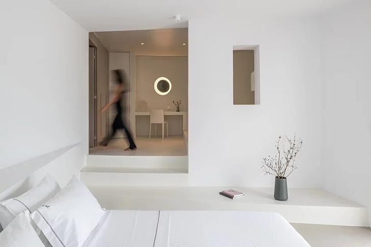 Saint Hotel на острове Санторини по проекту Kapsimalis Architects (фото 6)