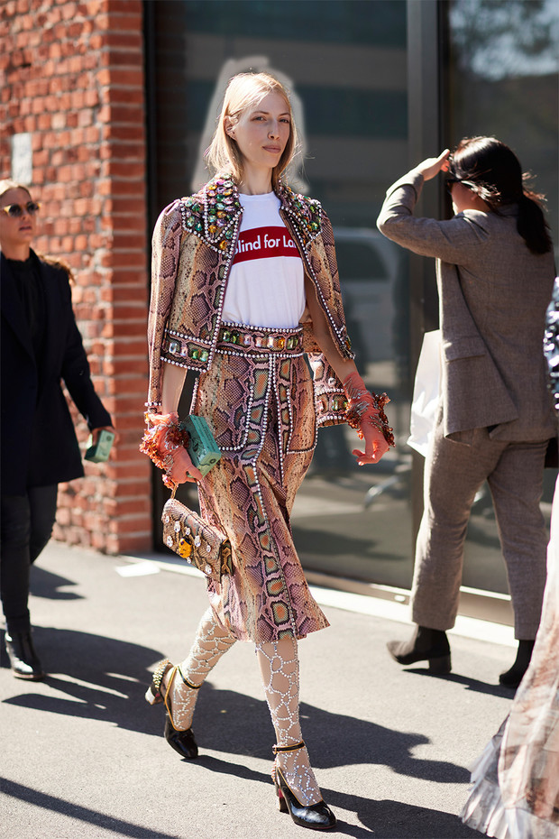 Тренд: образ в жанре модного вестерна (фото 10)
