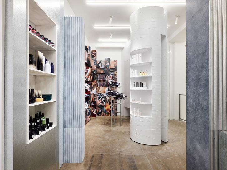 Дизайнер Рей Кавакубо открыл косметический бутик (фото 9)