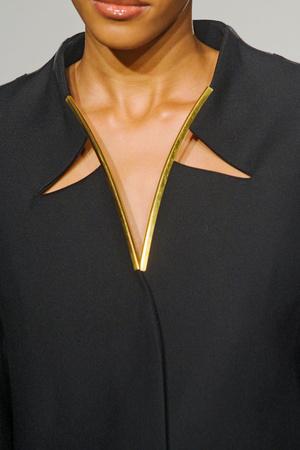 Показ Ann-Sofie Back коллекции сезона Осень-зима 2011-2012 года prêt-à-porter - www.elle.ru - Подиум - фото 239286
