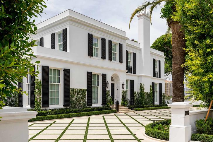 Новая жизнь памятника архитектуры Villa Primavera в Палм-Бич (фото 0)