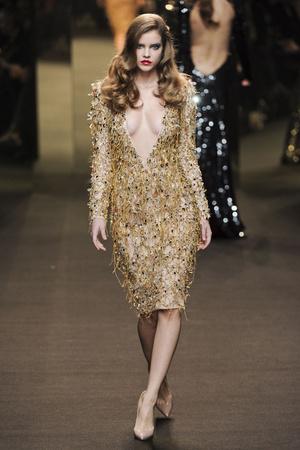 Показ Alexander Vauthier коллекции сезона Весна-лето 2011 года Haute couture - www.elle.ru - Подиум - фото 214918