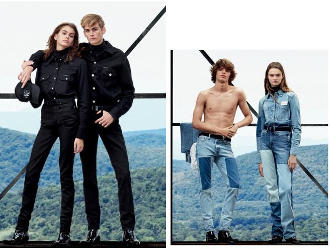 This is America: новая рекламная кампания Calvin Klein Jeans (фото 8)
