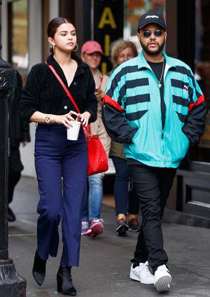 Много общего: у The Weeknd роман с бывшей девушкой Джастина Бибера фото [2]