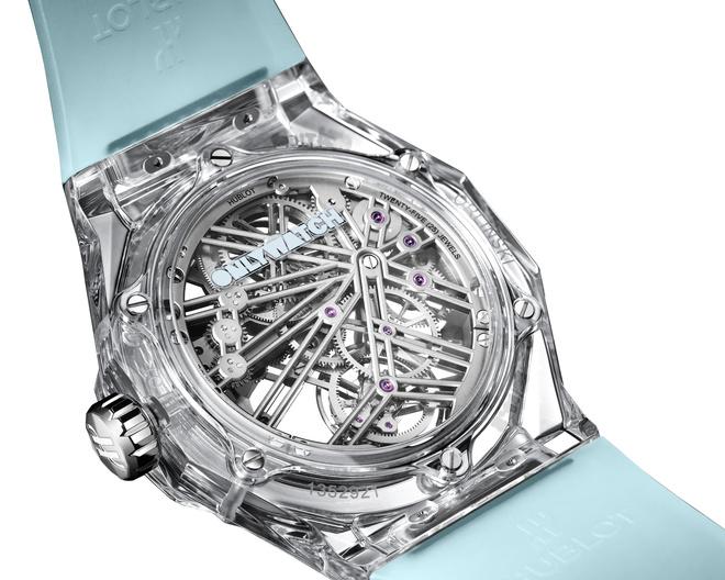 Hublot и Ричард Орлински создали часы для благотворительного аукциона Only Watch (фото 5)