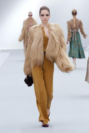 Показы мод Just Cavalli Осень-зима 2011-2012 | Подиум на ELLE - Подиум - фото 2196