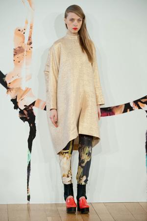 Показ Jena. Theo коллекции сезона Осень-зима 2013-2014 года prêt-à-porter - www.elle.ru - Подиум - фото 497053