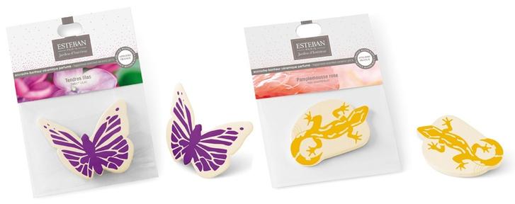 Ароматические прищепки Scented Ceramic Pin, Esteban