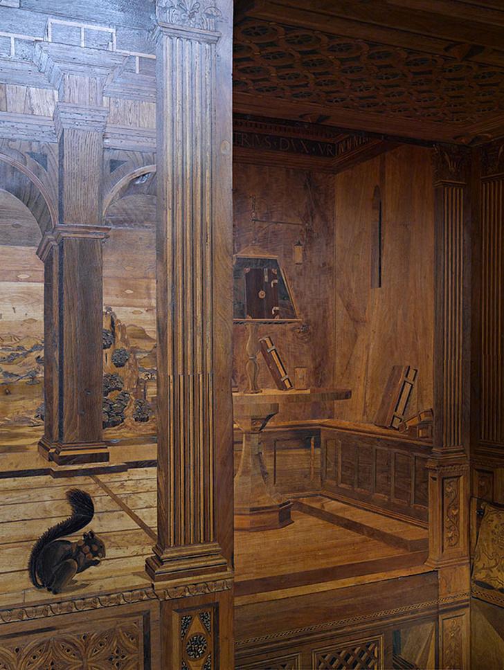 Выставка «архитектурного» портрета открылась в Музее Дизайна Vitra (фото 6)