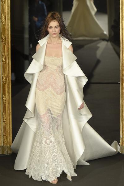 Лучшие свадебные платья из кутюрных коллекций   галерея [3] фото [7]